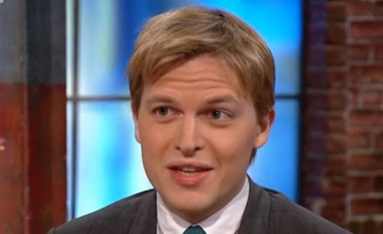 HBO Signs on Ronan Farrow for Documentary Series