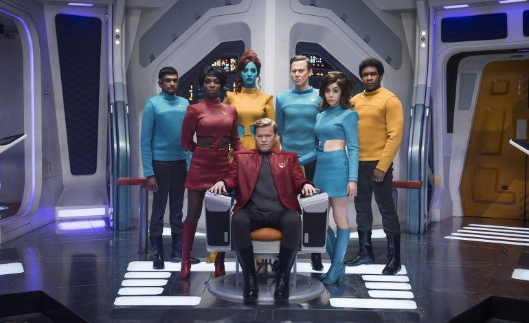 Director, Cast of 'Black Mirror' Episode 'USS Callister' Talk Possibility of a Spin-Off