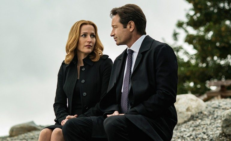 Gillian Anderson Confirms She is Leaving 'The X-Files'