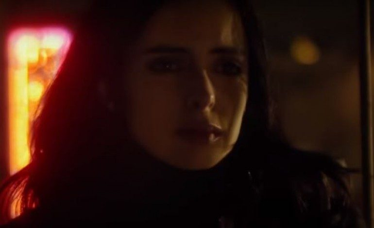 'Jessica Jones' Is Still Angry In Newest Trailer