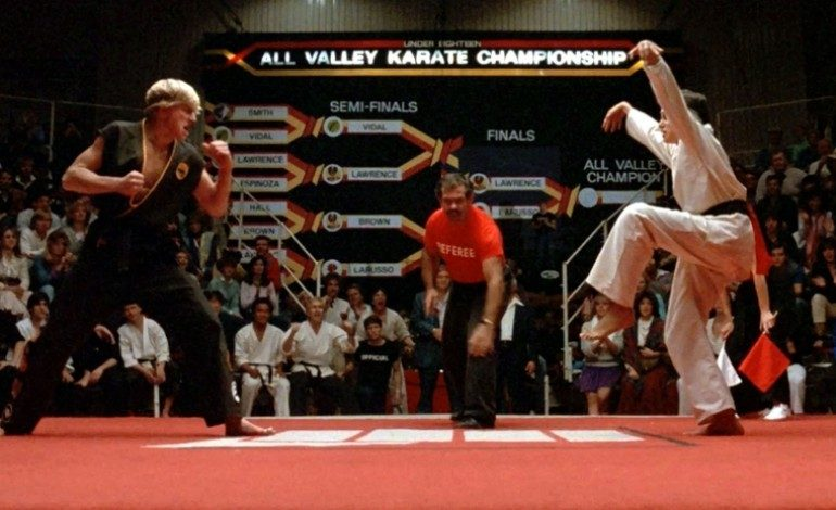 'The Karate Kid' Saga Continues with Ralph Macchio in 'Cobra Kai'