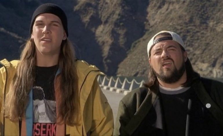 'The Flash' Gets a Visit from Kevin Smith & Jason Mewes