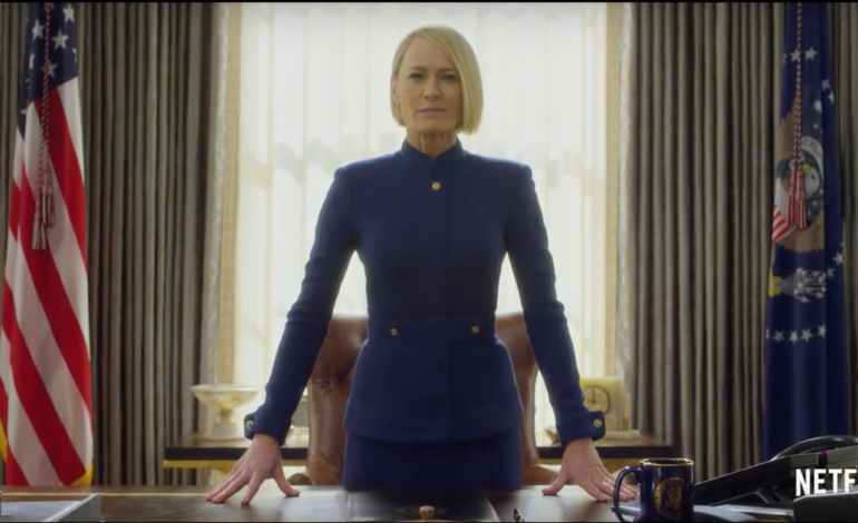 """Hail to the Chief"": Netflix Drops First Trailer for The Final Season of 'House of Cards'"