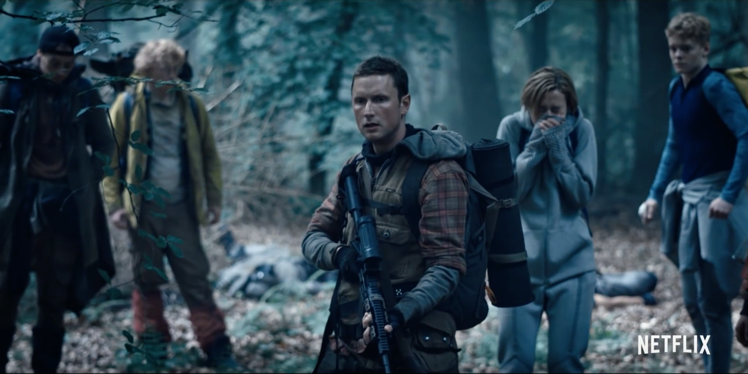 Netflix Drops Trailer for New Post-Apocalyptic Series 'The Rain'