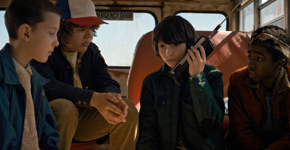 Stranger Things cast cashes in ahead of Season 3