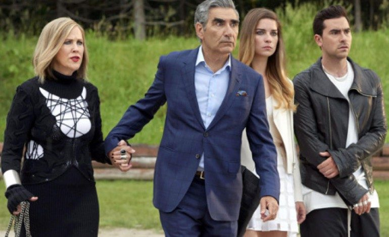 Keep on Rowing: There Will Be Another Season for 'Schitt's Creek'