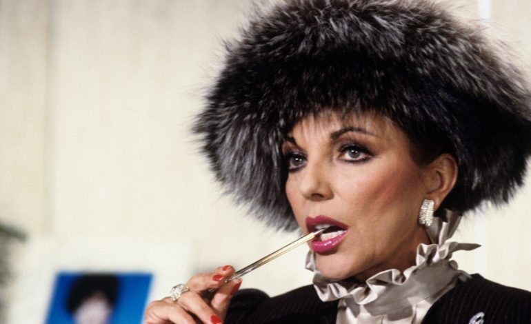 'American Horror Story' Looking to Add Joan Collins for Season 8