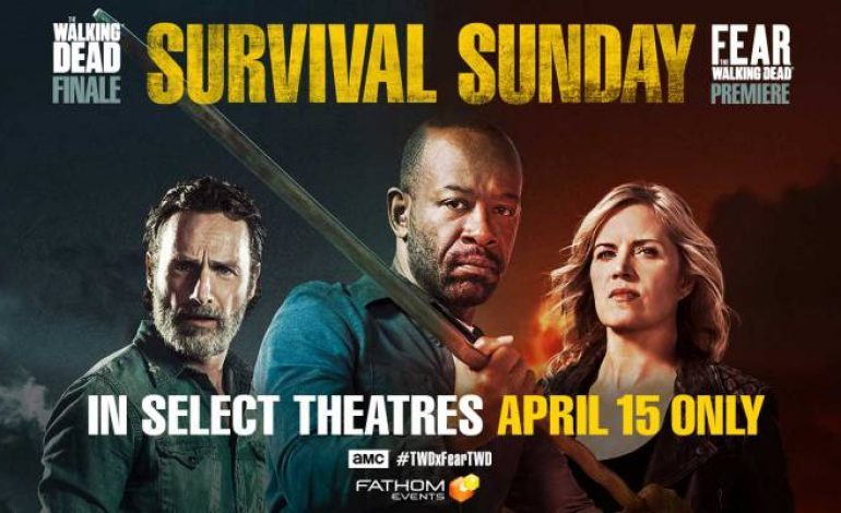 Teasers for Tonight's 'Walking Dead' and 'Fear the Walking Dead' from Showrunner