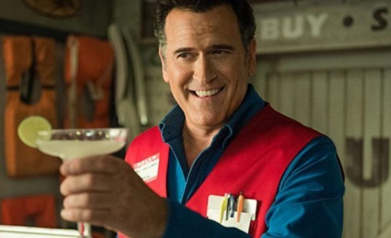 Starz has Canceled 'Ash Vs Evil Dead'