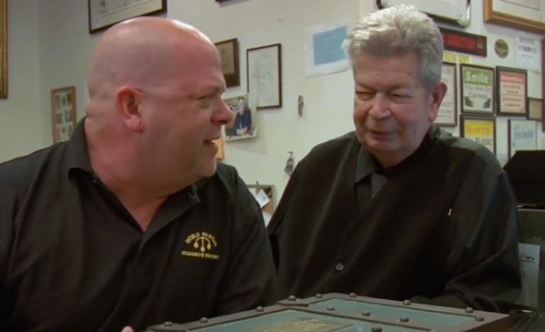 "Richard Harrison aka ""The Old Man"" From 'Pawn Stars' Dies at 77"