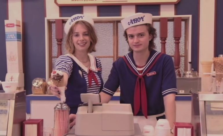 Netflix's 'Stranger Things' Season 3 Releases New Teaser Trailer Featuring First Look at Maya Hawke and New Location Starcourt Mall