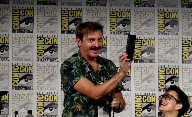 Rhys Darby Will Captain Taika Waititi HBO Max Pirate Comedy 'Our Flag Means Death'