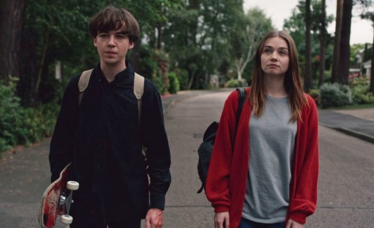 Netflix picks up a second season for 'The End of the F***ing World'