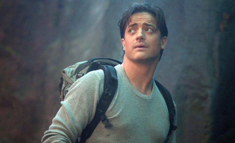 Brendan Fraser cast as Robotman in 'Doom Patrol'