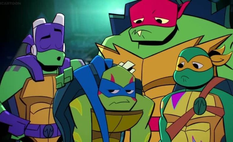Nickelodeon's Revamped 'Rise of the Teenage Mutant Ninja Turtles' Premieres on Sept 17
