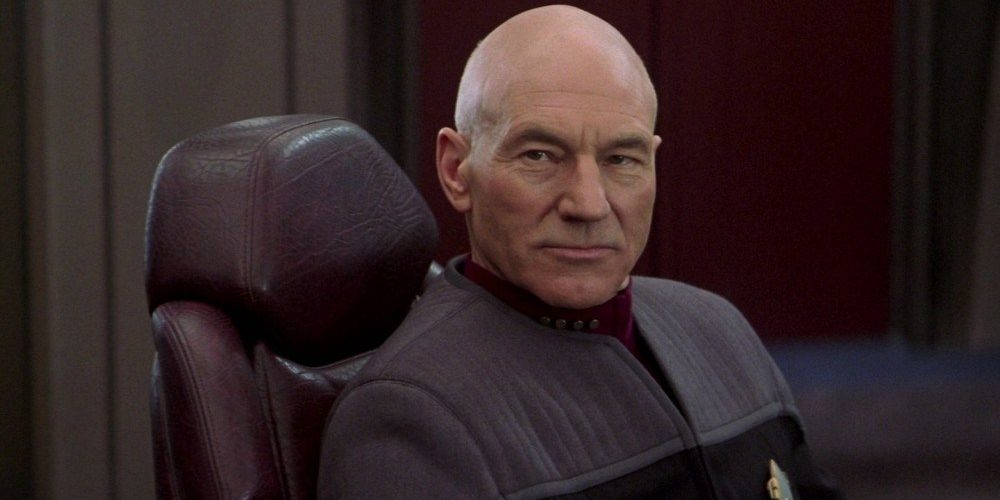 Sir Patrick Stewart Officially Coming Back to the 'Star Trek' Franchise as Captain Jean-Luc Picard