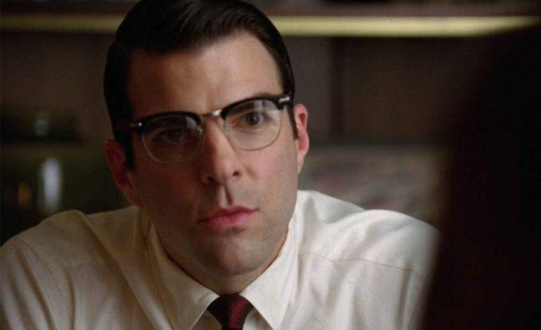 AMC Casts Zachary Quinto and Ashleigh Cummings in New Series 'NOS4A2'
