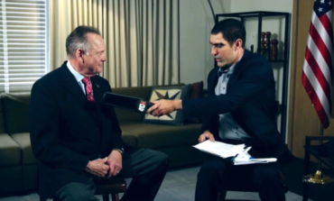 Roy Moore is suing Sacha Baron Cohen for $95 million