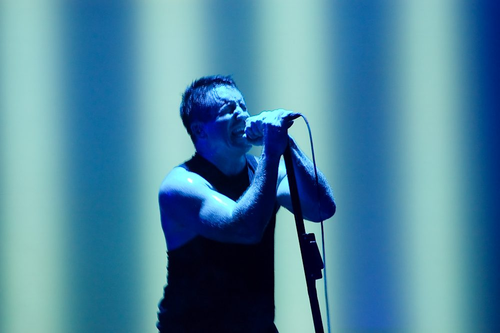 Nine Inch Nails' Trent Reznor and Atticus Ross to Compose the Music for HBO's 'Watchmen'