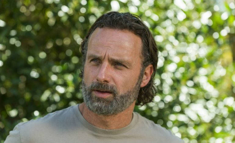 Andrew Lincoln Is Emotional at NYCC's Panel for 'The Walking Dead' on AMC