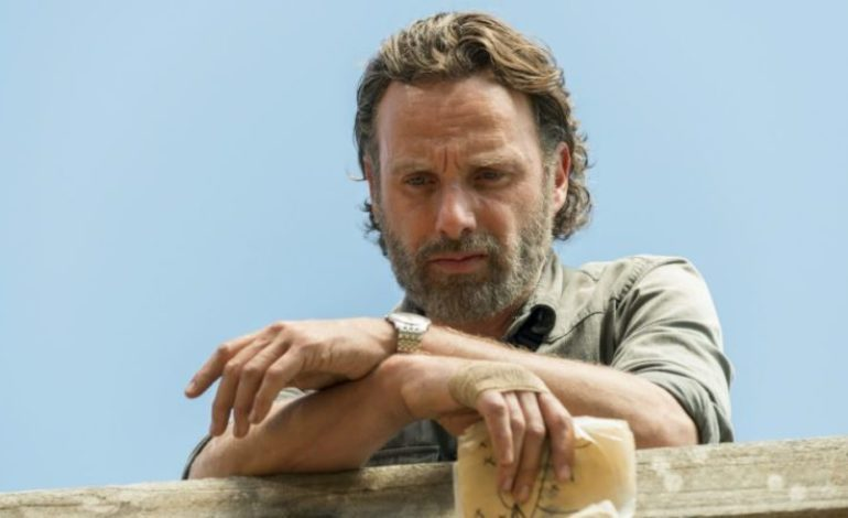 Andrew Lincoln's Fate is Sealed for 'The Walking Dead' on AMC