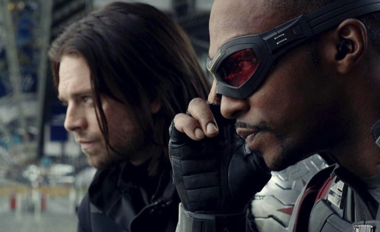 Marvel's Falcon and Winter Soldier teaming up for Disney streaming series
