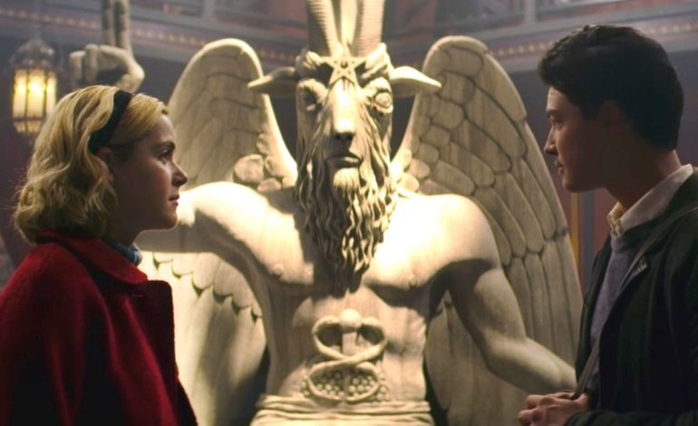 Satanists settle lawsuit with Netflix over Satanic Deity Statue in the 'Chilling Adventures of Sabrina'