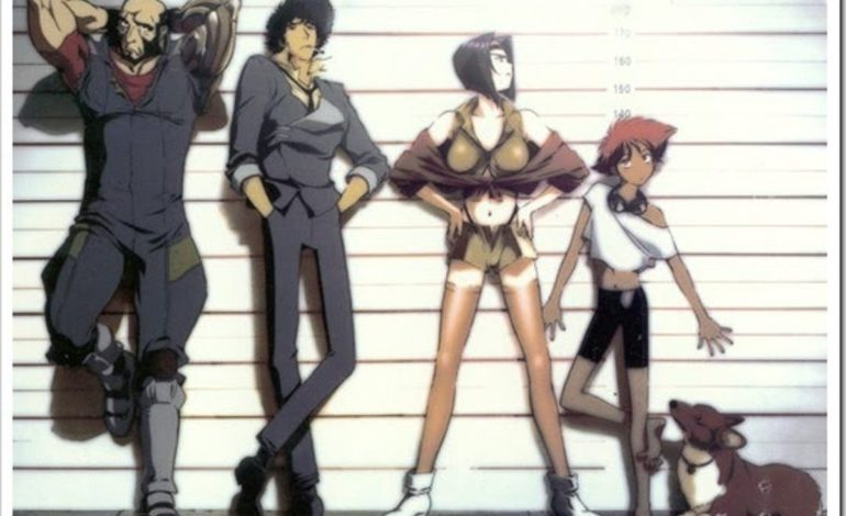 Netflix takes on live-action version of popular anime series 'Cowboy Bebop' starring Keanu Reeves