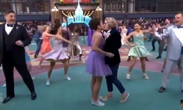 "Musical Ensemble ""The Prom"" Makes LGBTQ History at Macy's Thanksgiving Day Parade"