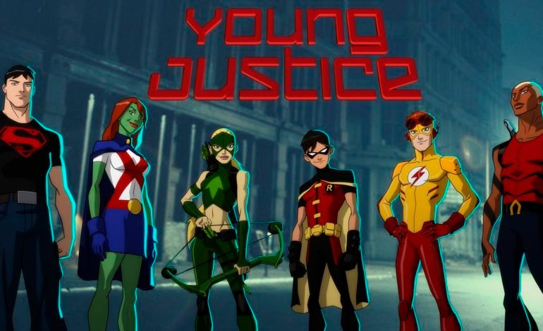 'Young Justice' Finally Gets A Confirmed Return Date