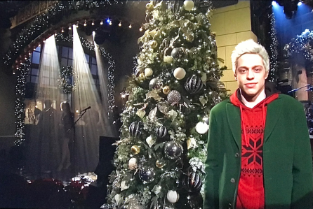 Pete Davidson Makes SNL Appearance Following Suicide Scare
