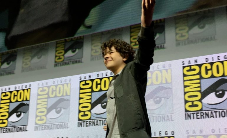 'Stranger Things' Actor Gaten Matarazzo Takes Summer Job During Netflix Production Hiatus