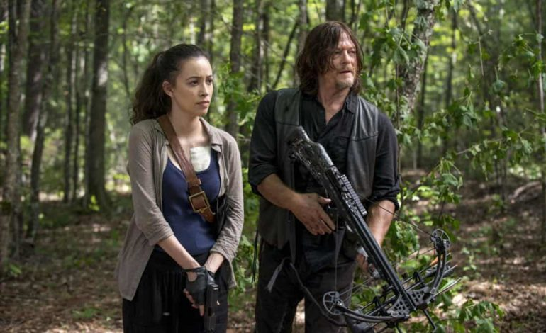 Christian Serratos and Norman Reedus Acknowledge the Major Shift in Season Nine of AMC's 'The Walking Dead'