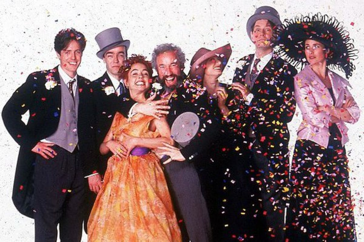 Four Weddings and a Funeral Red Nose Day sequel: Richard ...