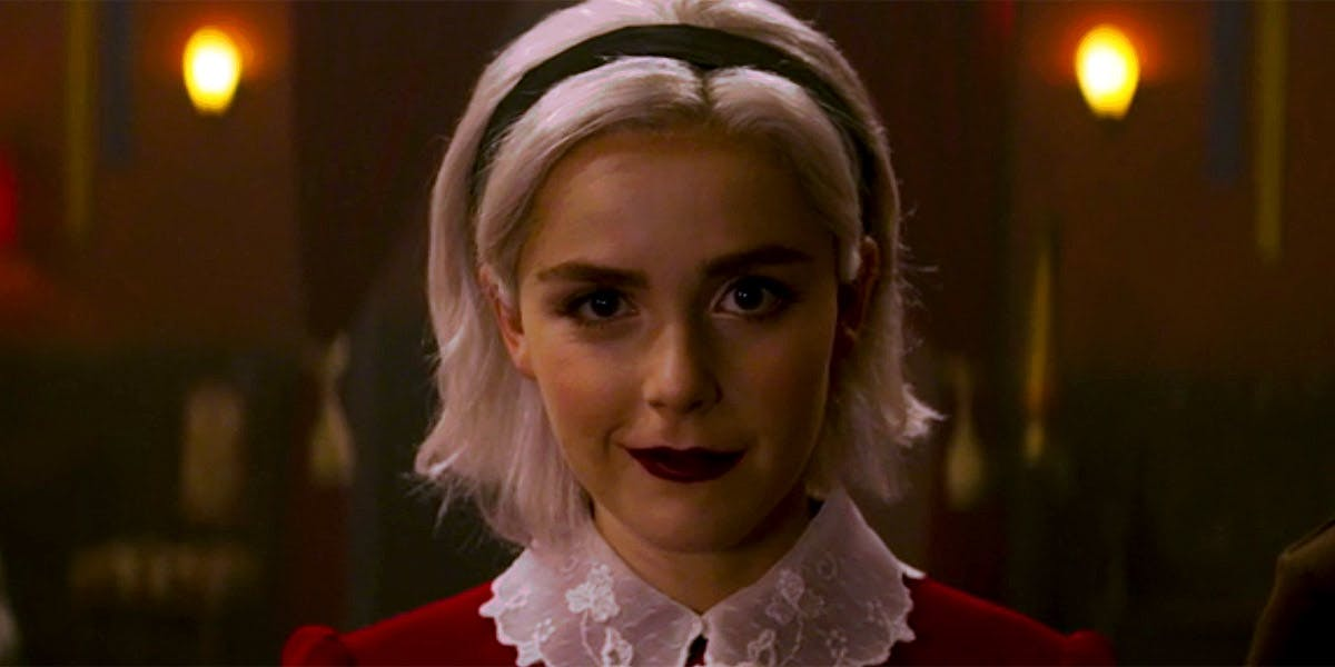 'Chilling Adventures of Sabrina': Christmas Special