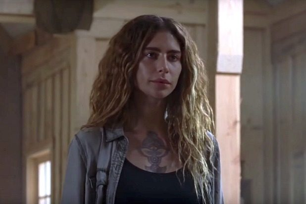 Nadia Hilker Discusses her Mysterious Character Magna on AMC's 'The Walking Dead'