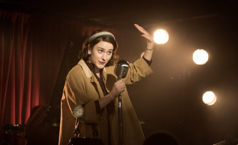 Production Company of 'The Marvelous Mrs. Maisel' Charged with Unfair Labor Complaint