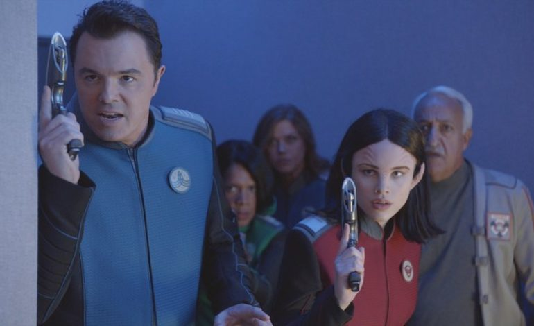 Seth MacFarlane Gives Fox's 'The Orville' a 'Star Trek' Look and Feel