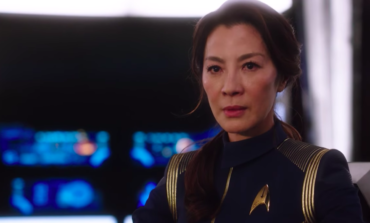 Michelle Yeoh to Lead CBS's 'Star Trek: Discovery' Spinoff