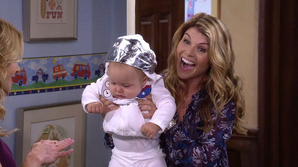 Lori Loughlin Is Not Ready to Say Goodbye to Netflix's 'Fuller House'