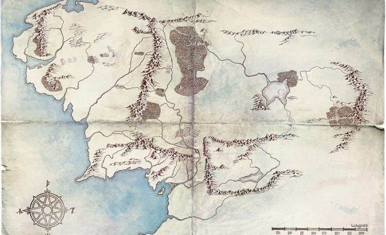 Amazon Studios Releases Interactive Map for 'Lord of the Rings' Series