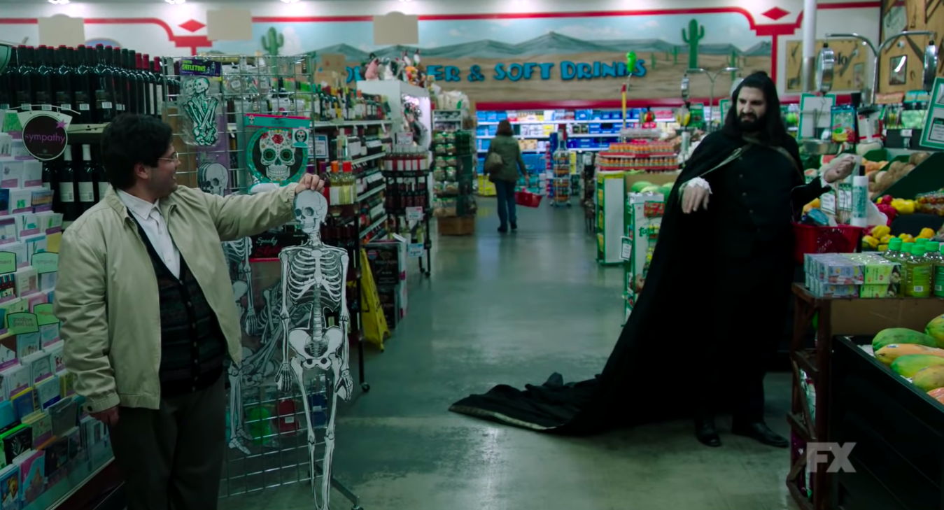 FX Releases Trailer and Premiere Date for 'What We Do In the Shadows' TV Series