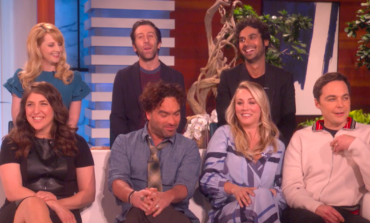 CBS's 'Big Bang Theory' Receives Soundstage Dedication