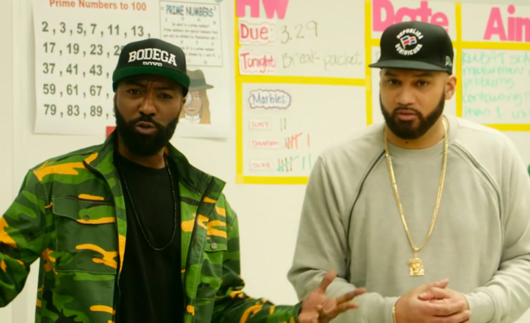 Showtime's Free Streaming of 'Desus & Mero' May Change the Game of Late-Night Television
