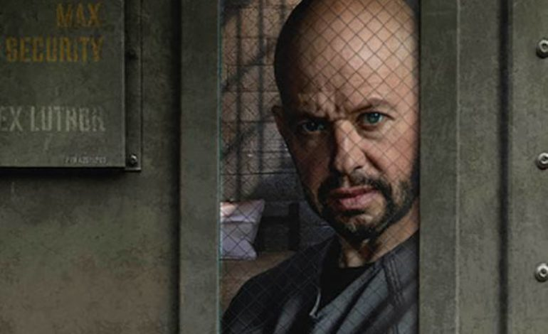 Jon Cryer Posts a Picture of a Very Familiar Lex Luthor Piece of Jewelry for his Role of the Iconic Villain on The CW's 'Supergirl'