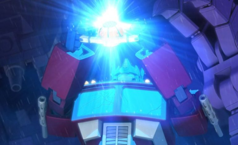 Netflix Ordering 'Transformers' Animated Series