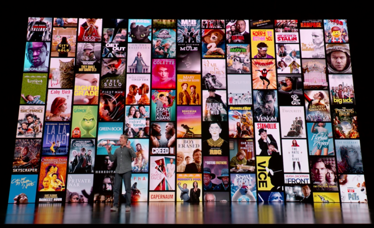 "Apple Announces New Video Streaming Service During ""Special Event"""
