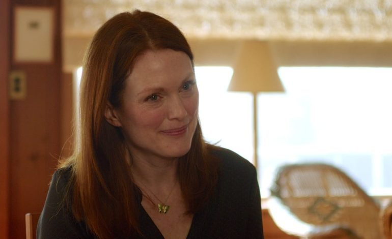 Apple's Limited Series 'Lisey's Story' Casts Julianne Moore