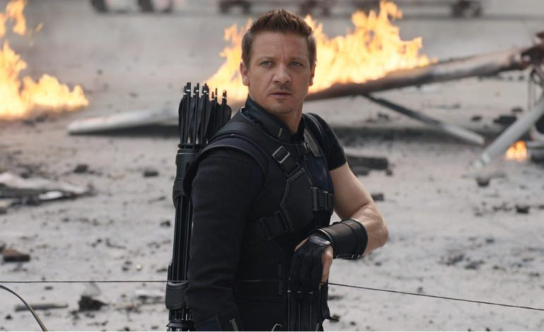 Disney+ Working on 'Hawkeye' Series Starring Jeremy Renner