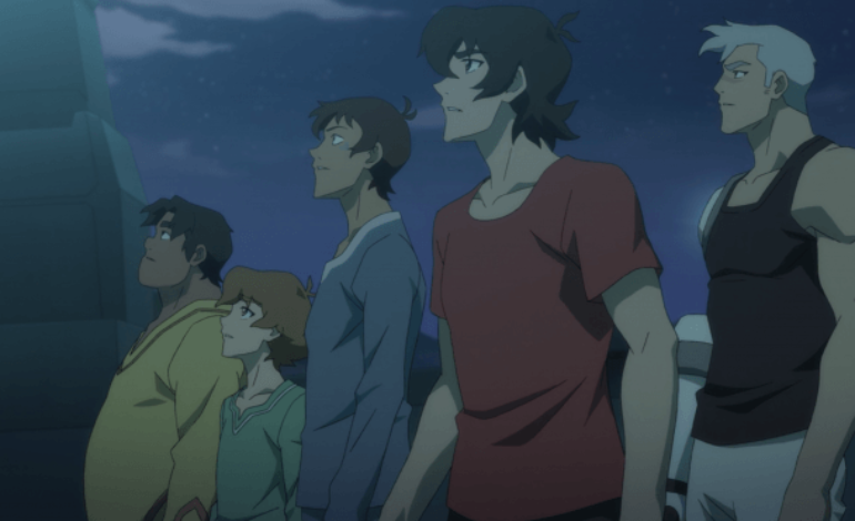 """'Voltron: Legendary Defender' Finale """"The End Is the Beginning"""" Creates Epic Ending to Its Eight-Season Run on Netflix"""